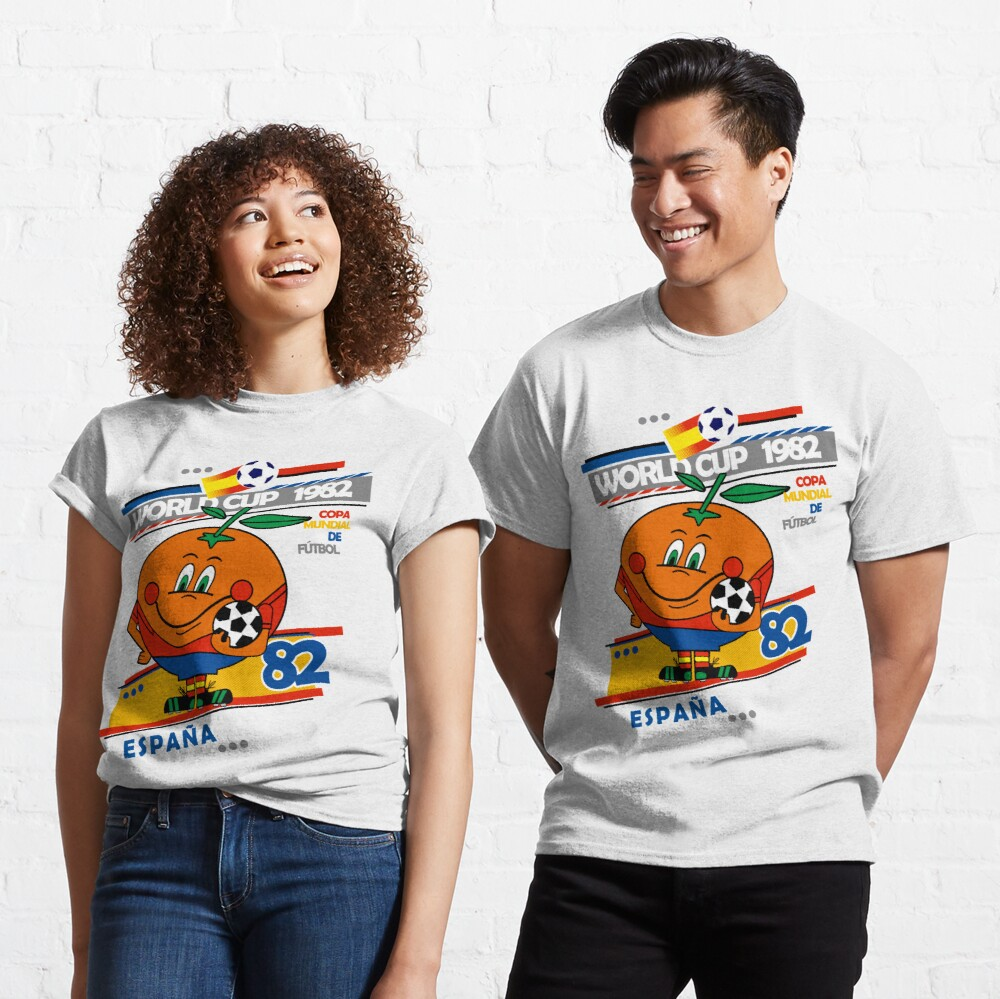 Naranjito Spain 82 T-Shirt