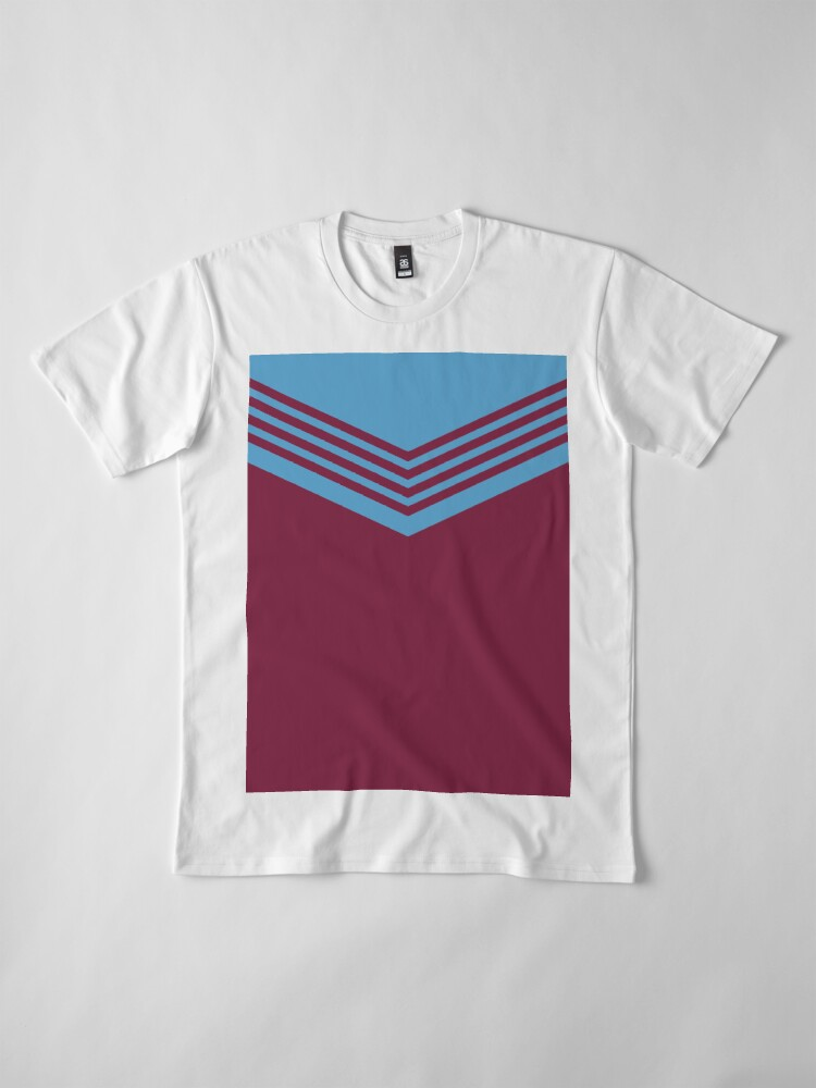 West Ham United 1976 Home T-Shirt