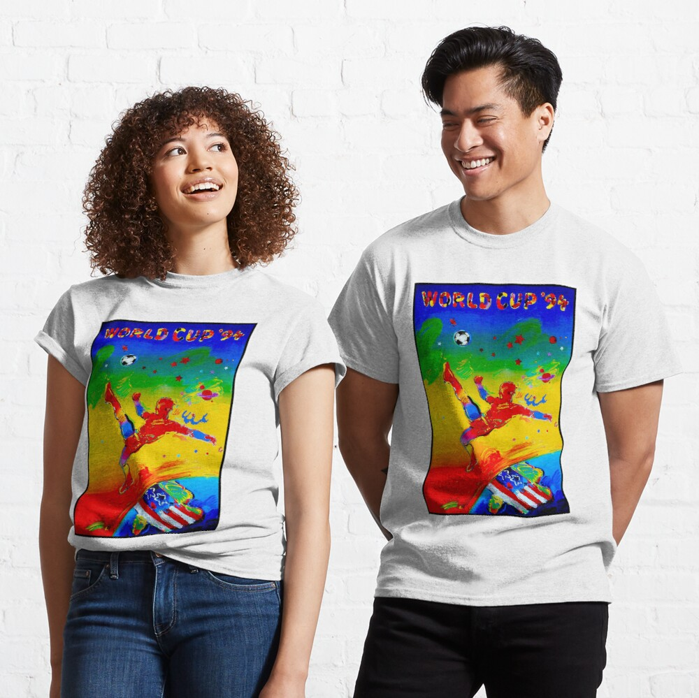 World Cup 1994 Poster T-Shirt