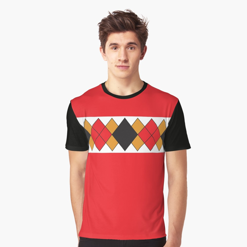 Belgium 1984 Home T-Shirt - Black