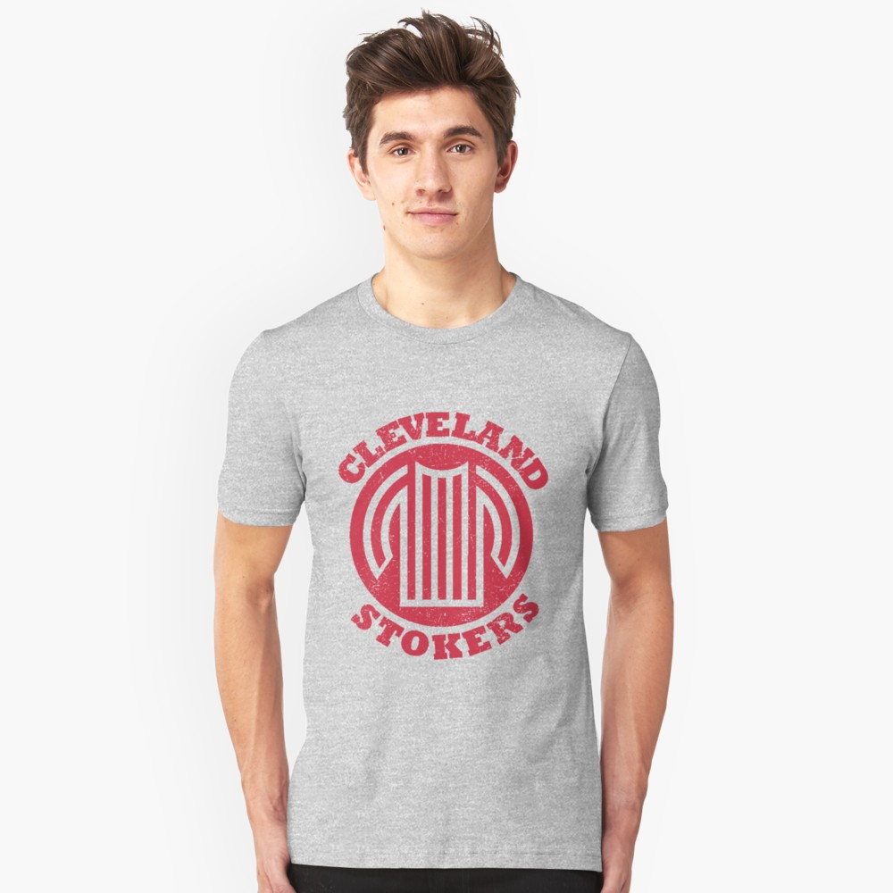 Cleveland Stokers Logo T-Shirt