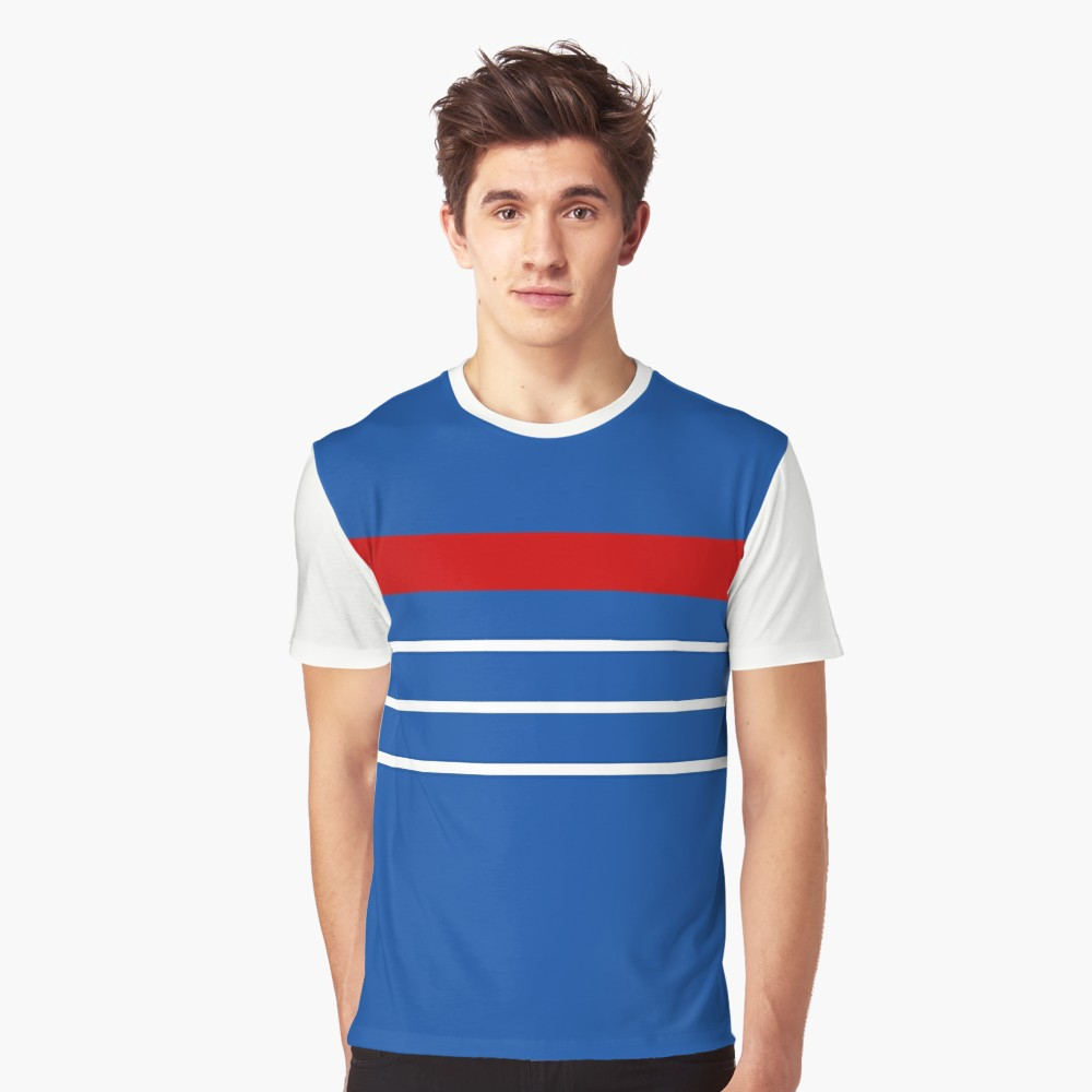 France 1984 Home T-Shirt