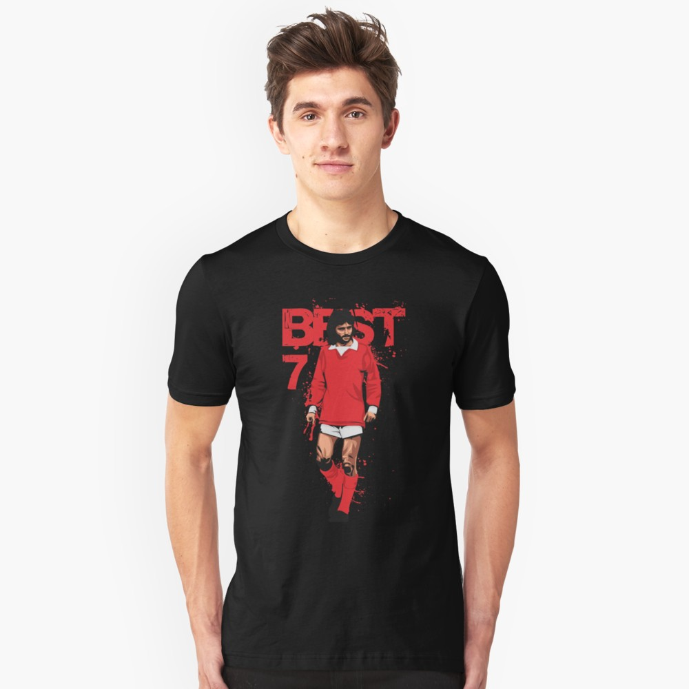 George Best 7 T-Shirt