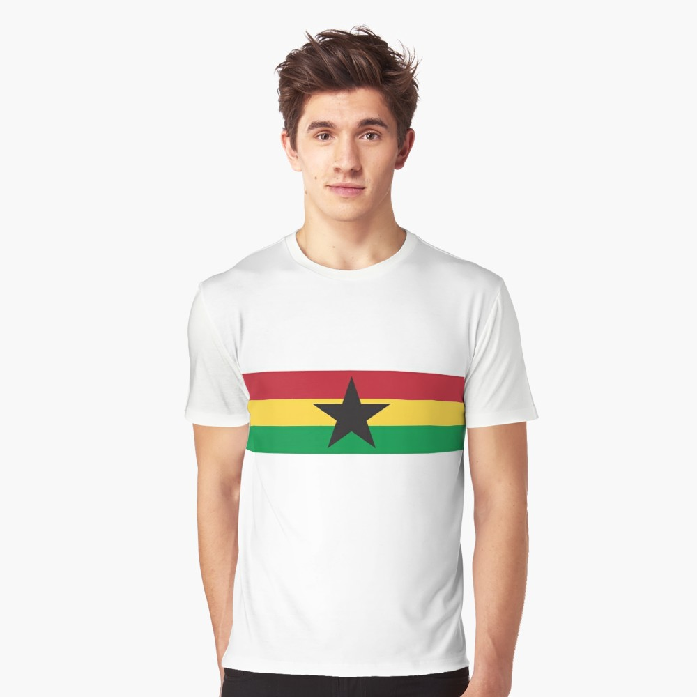 Ghana 1980s Away T-Shirt - White