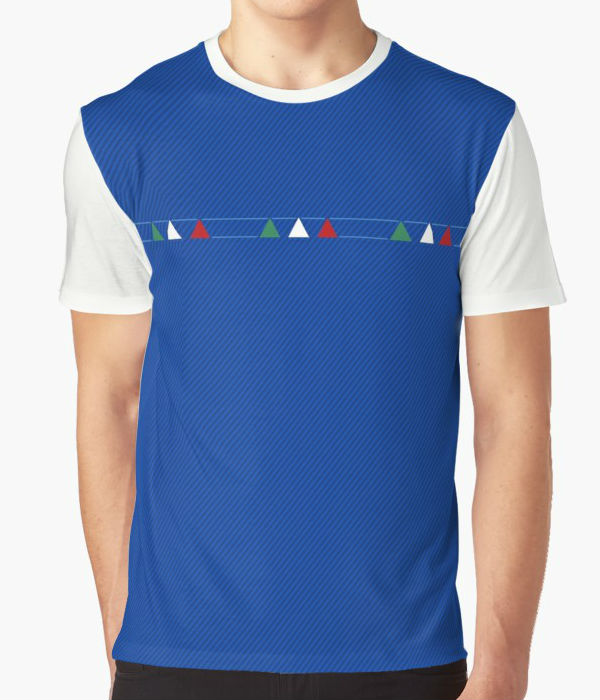 Italy 1994 Home T-Shirt - White