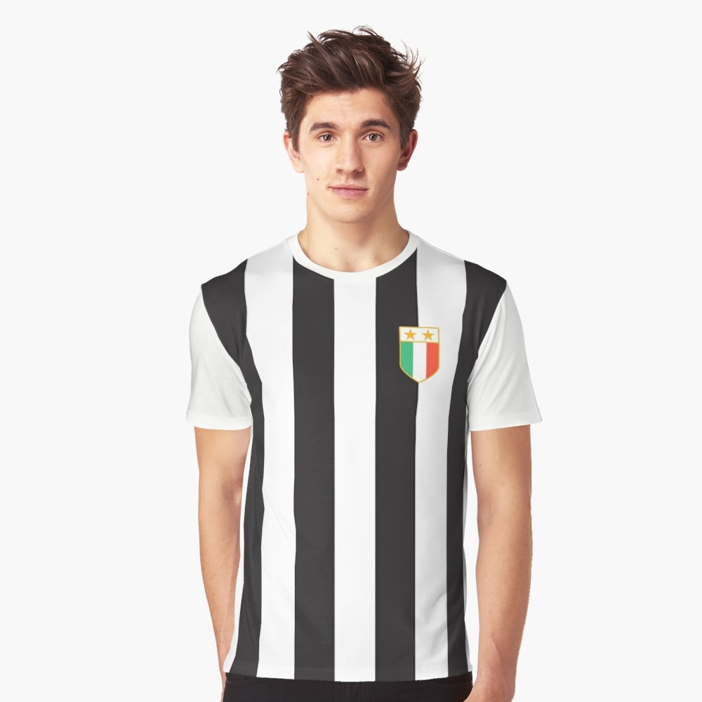 Juventus 1984 Home T-Shirt