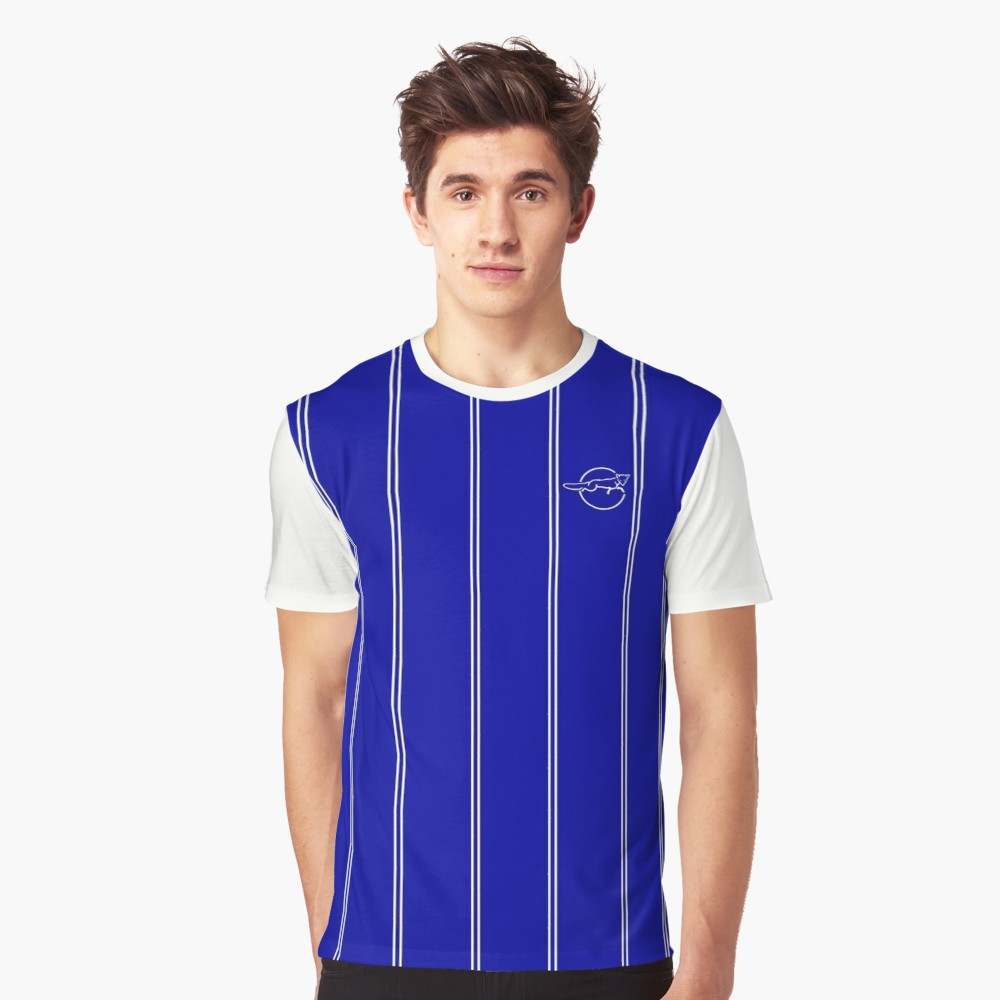 Leicester City 1983 Home T-Shirt
