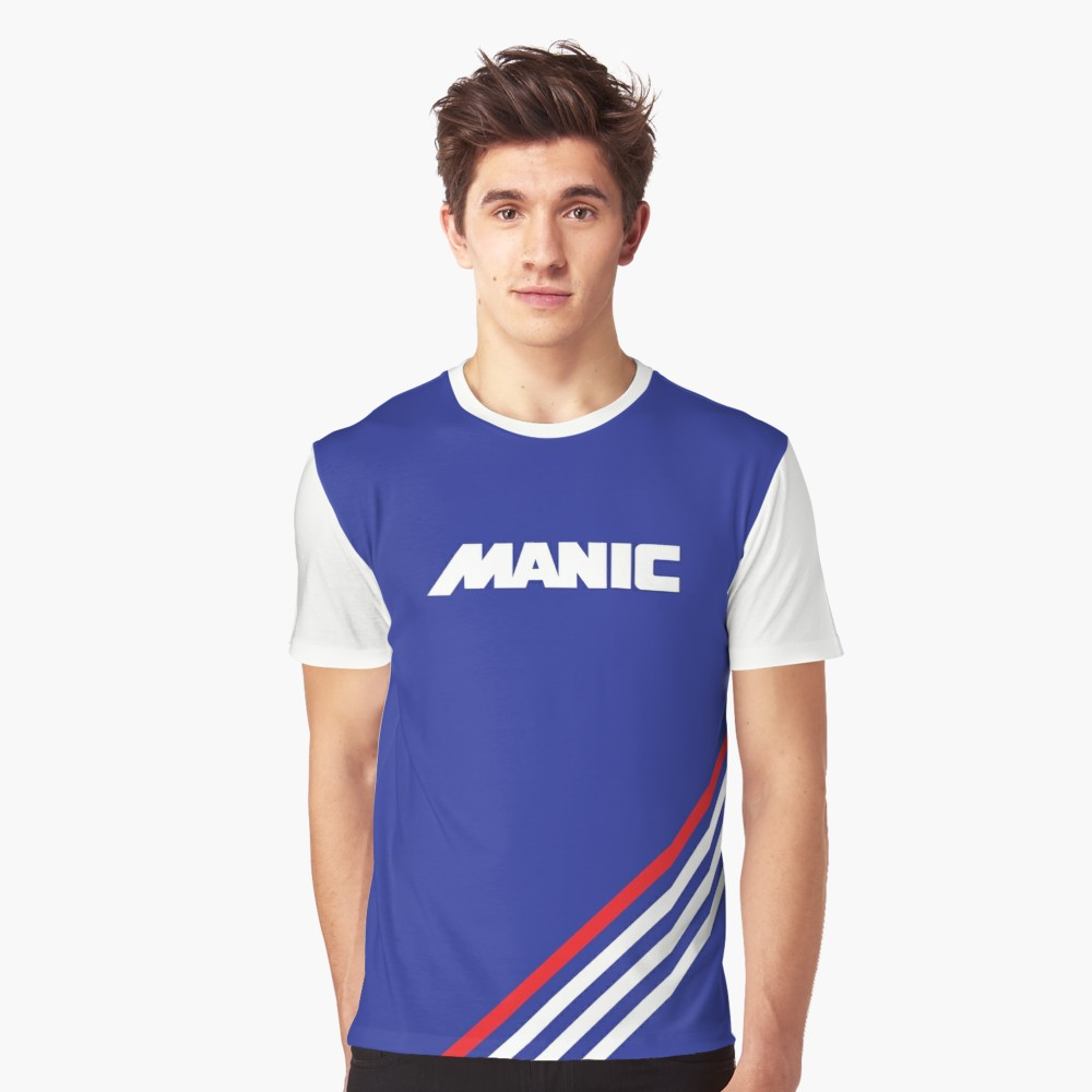 Montreal Manic 1981 Away T-Shirt