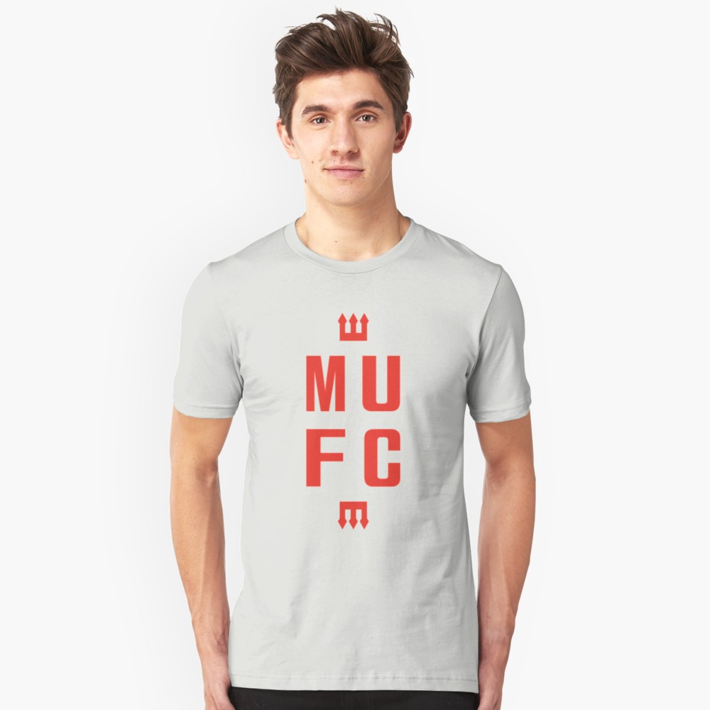 MUFC Red Devil T-Shirt
