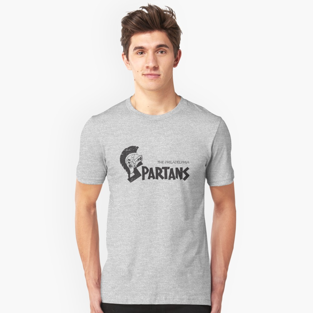 Philadelphia Spartans Logo T-Shirt
