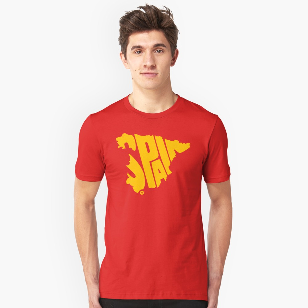Spain National T-Shirt