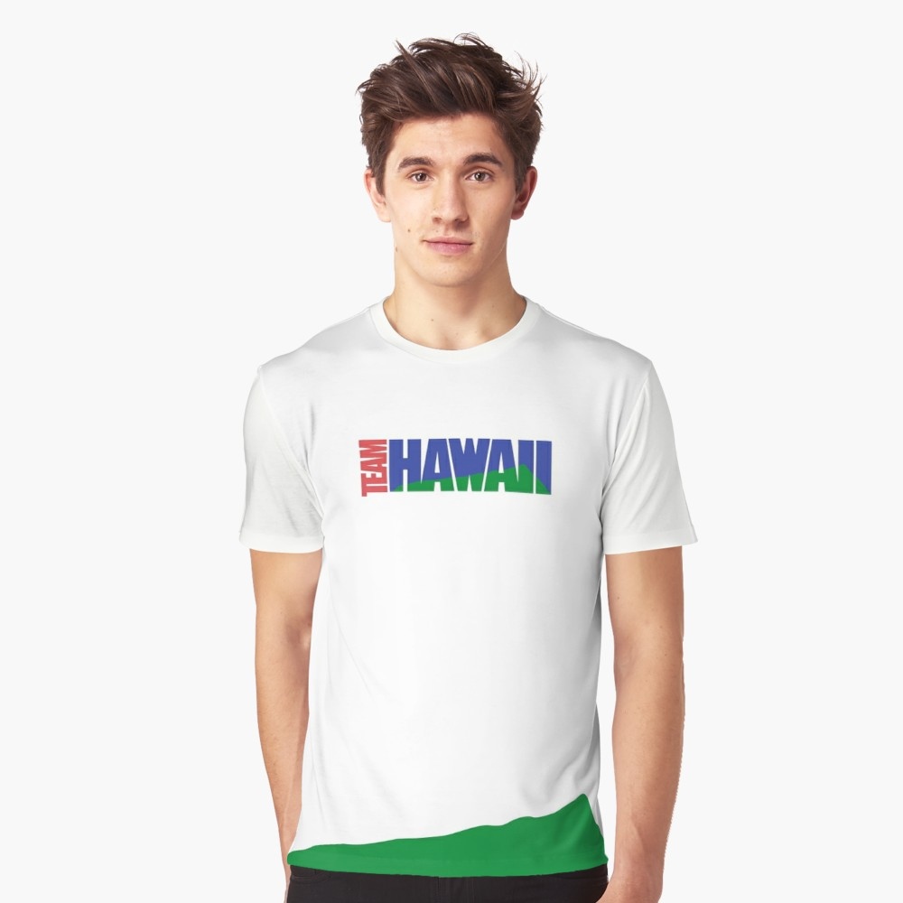 Team Hawaii 1977 Home T-Shirt