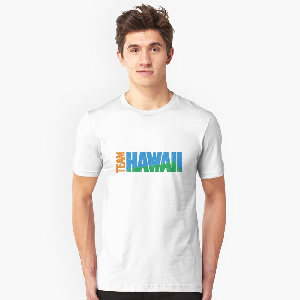 Team Hawaii Logo T-Shirt