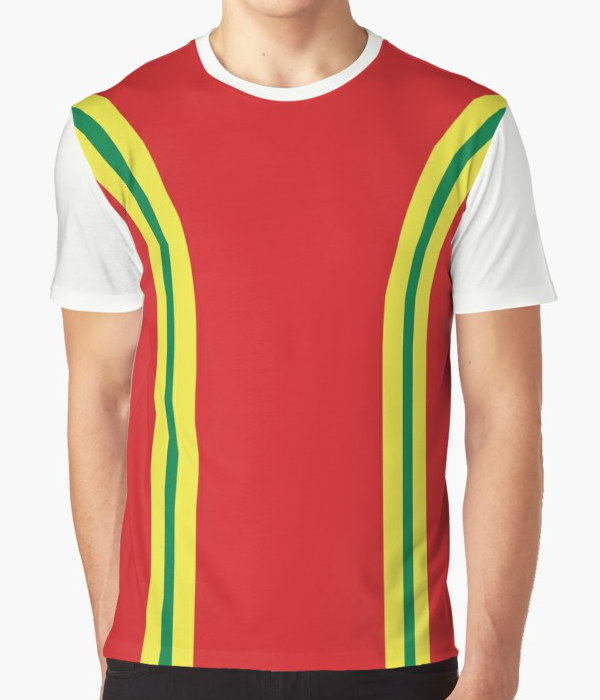Wales 1976 Home T-Shirt