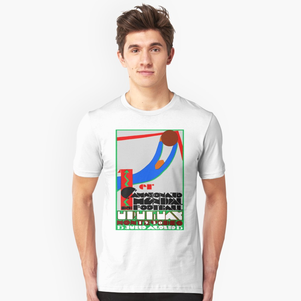 World Cup 1930 Poster T-Shirt