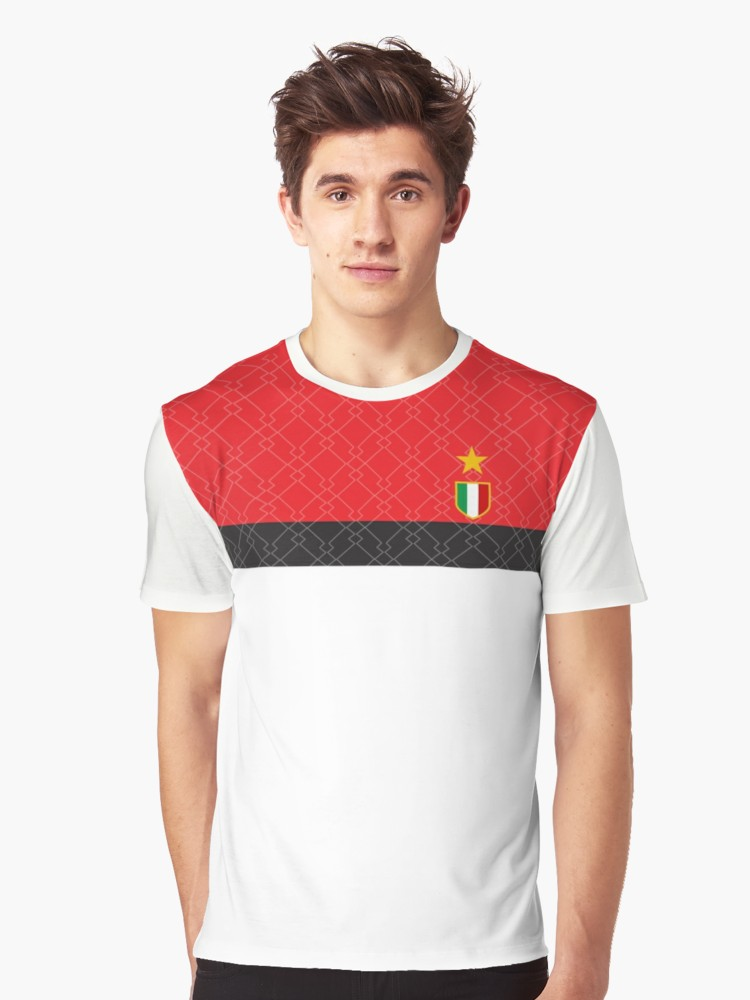 AC Milan 1994 Away T-Shirt