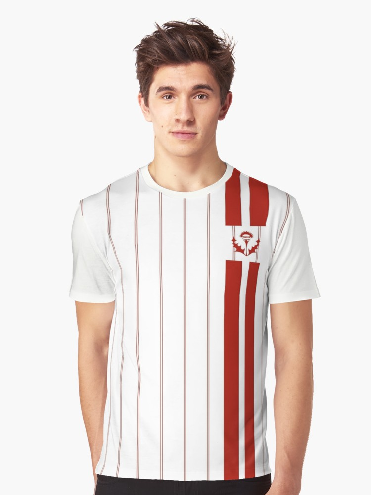 AS Nancy 1983 Home T-Shirt