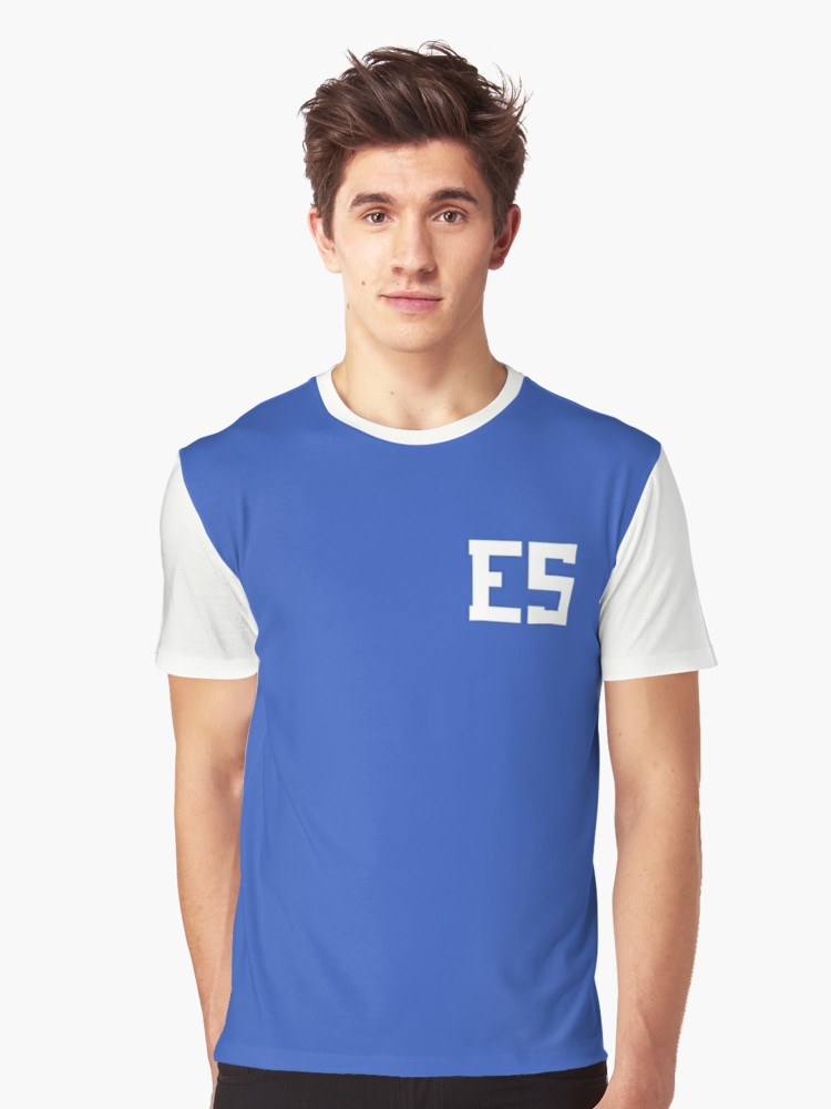 El Salvador WC 1982 Home T-Shirt