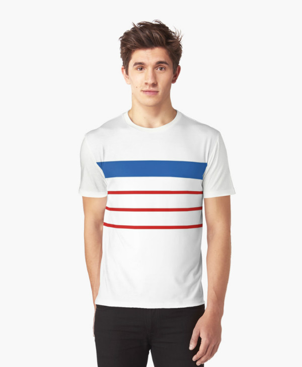 France EC 1984 Away T-Shirt