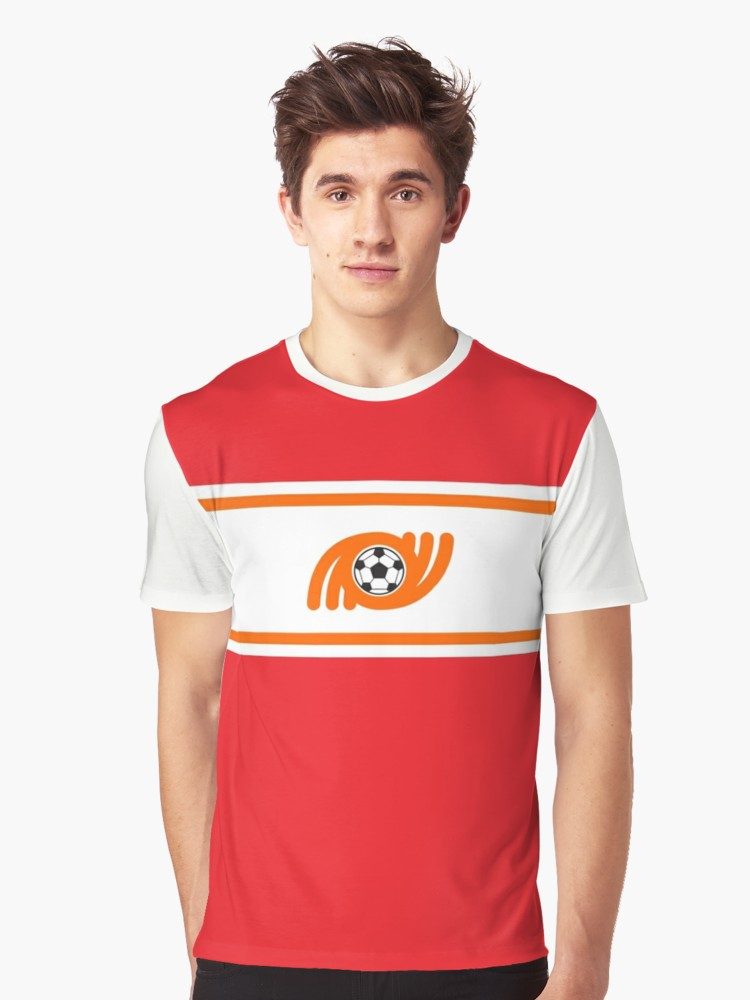 Houston Hurricane 1978 Away T-Shirt