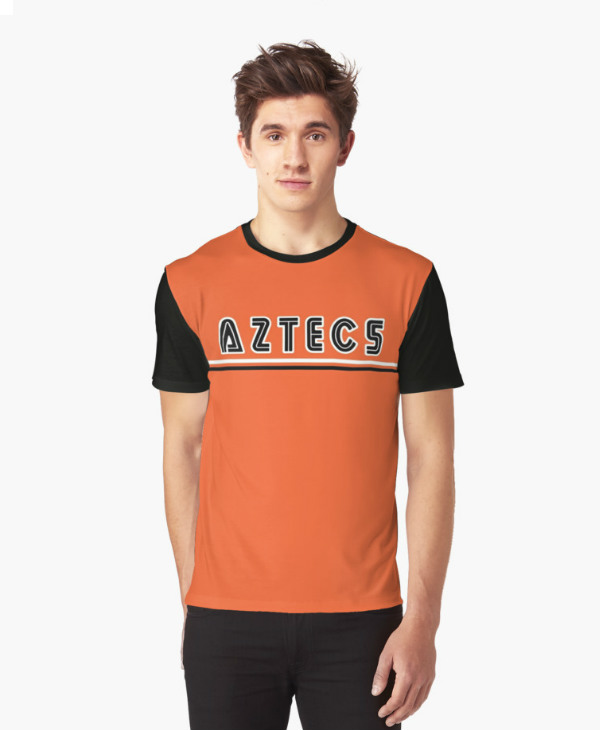 Los Angeles Aztecs 1978 Away T-Shirt