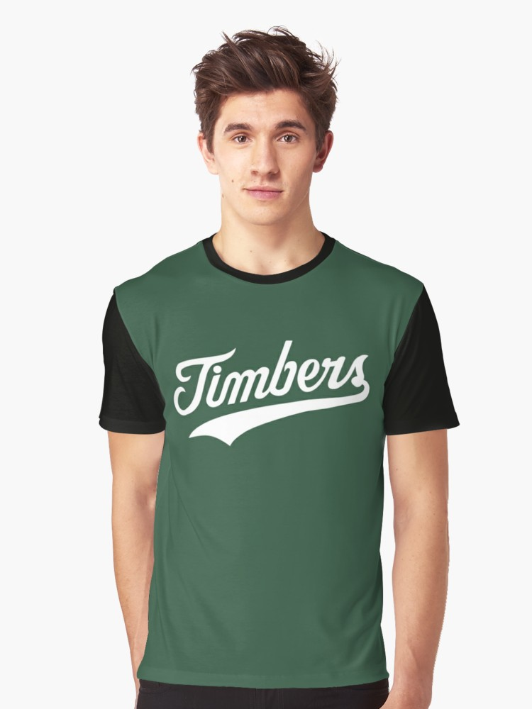 Portland Timbers 1980 Away T-Shirt