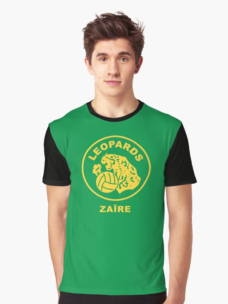 Zaire WC 1974 Away T-shirt