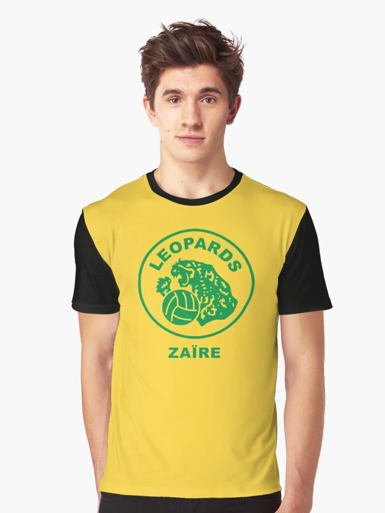Zaire WC 1974 Home T-shirt